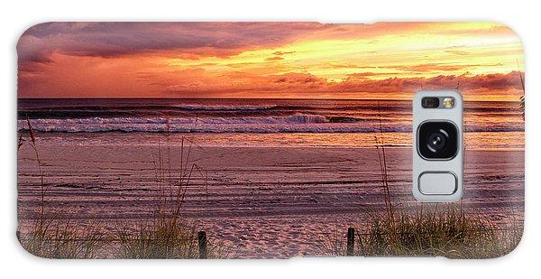 Florida Sunset Galaxy Case