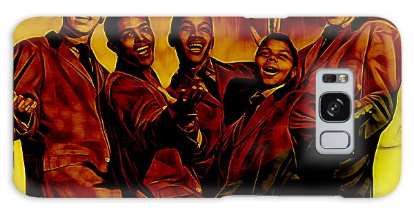 Frankie Lymon Collection Galaxy Case