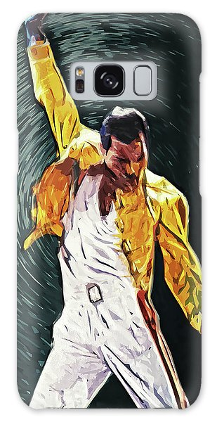 Freddie Mercury Galaxy Case