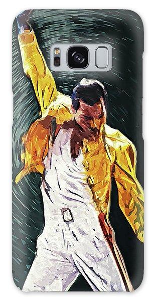 Mercury Galaxy Case - Freddie Mercury by Zapista Zapista