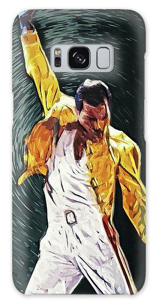 Galaxy Case - Freddie Mercury by Zapista Zapista