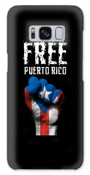 Free Puerto Rico Galaxy Case