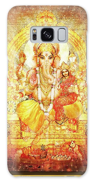 Ganesha Ganapati - Success Galaxy Case