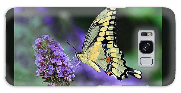 Giant Swallowtail Galaxy Case by Rodney Campbell