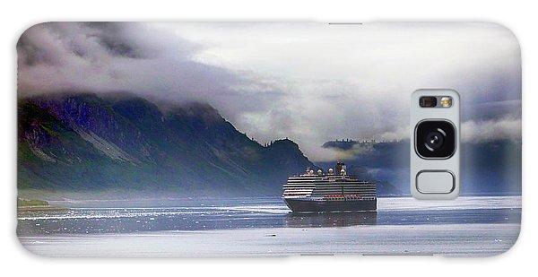 Glacier Bay Alaska Galaxy Case