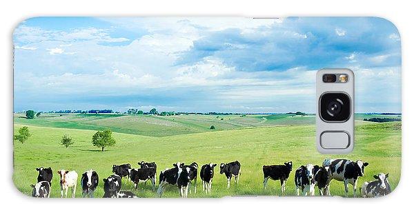 Happy Cows Galaxy Case
