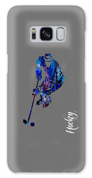 Hockey Collection Galaxy Case