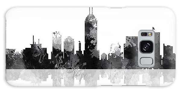 Indiana Indianapolis Skyline Galaxy Case