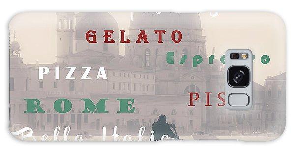 Italy Galaxy Case
