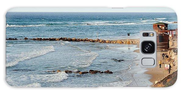 Jaffa Beach 7 Galaxy Case