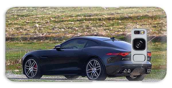 Galaxy Case featuring the photograph #jaguar #f-type #print by ItzKirb Photography