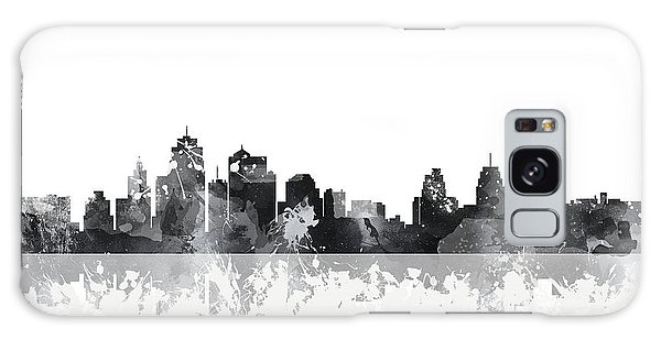 Kansas City Missouri Skyline Galaxy Case