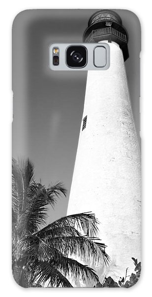 Key Biscayne Lighthouse Galaxy Case