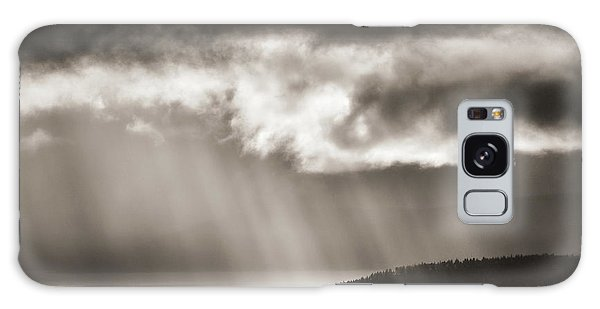 Lake Tahoe Storm Galaxy Case
