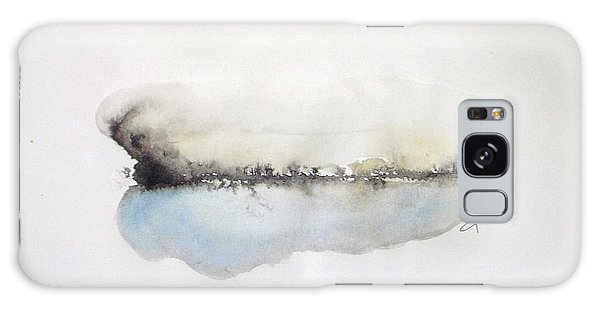 Abstract Landscape Galaxy Case - Lake by Vesna Antic