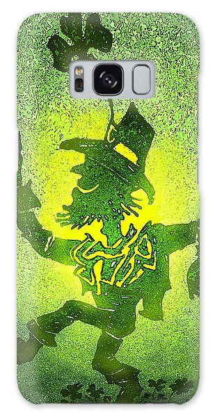 Leprechaun Galaxy Case