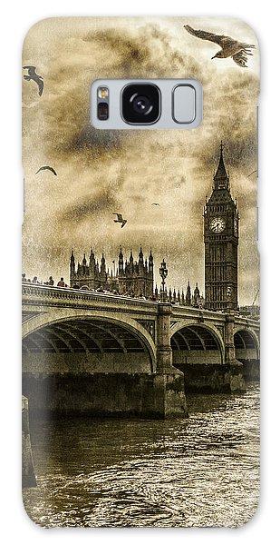 London Galaxy Case by Jaroslaw Grudzinski