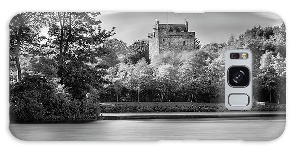 Mains Castle East Kilbride, Scotland Galaxy Case