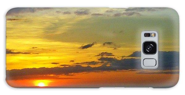 Extraordinary Maui Sunset Galaxy Case