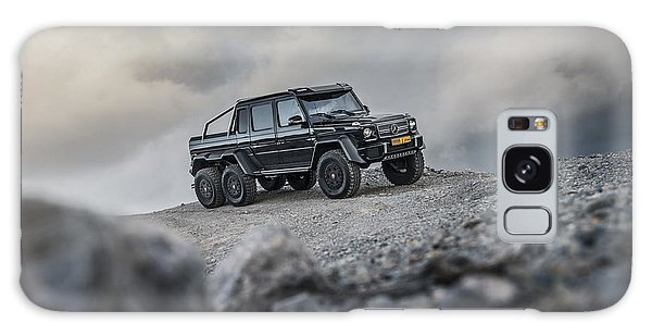 Mercedes G63 6x6 In Oman Galaxy Case