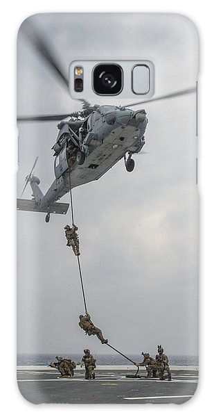 Mh-60s Sea Hawk Helicopter Us Navy Galaxy Case
