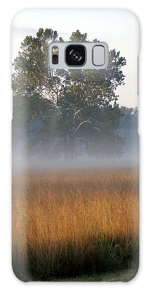 Morning Mist Galaxy Case