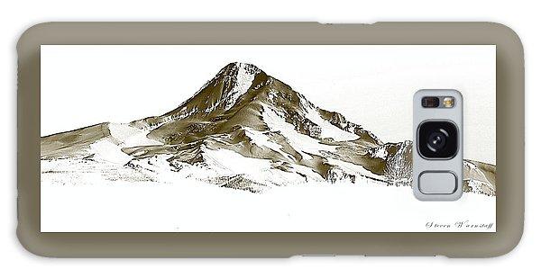 Mt. Hood Galaxy Case by Steve Warnstaff