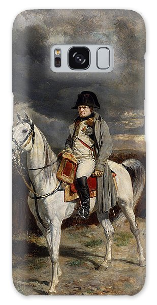 French Galaxy Case - Napoleon Bonaparte On Horseback by War Is Hell Store