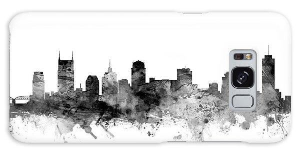 Usa Galaxy Case - Nashville Tennessee Skyline by Michael Tompsett