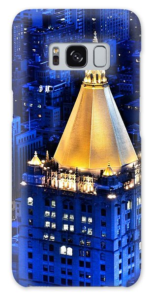 New York Life Building Galaxy Case