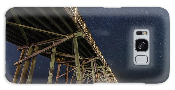 Flagler Galaxy Case - Night Pier by Kristopher Schoenleber