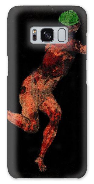 Nude Man Galaxy Case