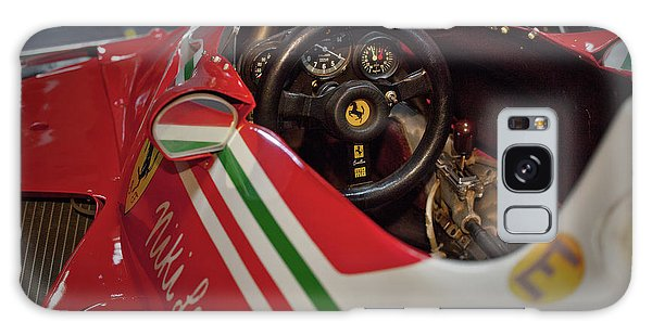 Number 11 By Niki Lauda #print Galaxy Case