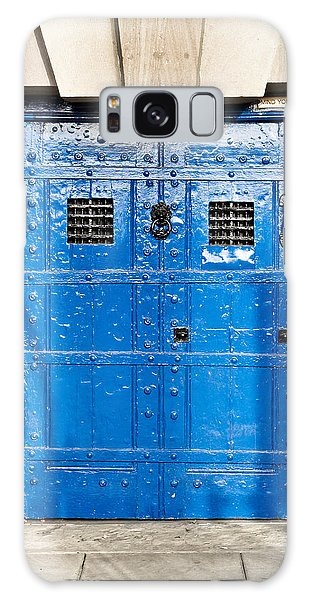 Dungeon Galaxy Case - Old Blue Door by Tom Gowanlock