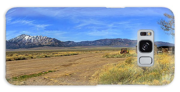Old Homestead Galaxy Case by Robert Bales