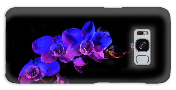 Orchid Galaxy Case