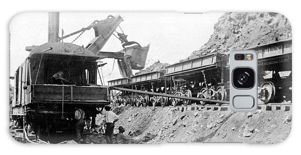 Panama Canal - Construction - C 1910 Galaxy Case