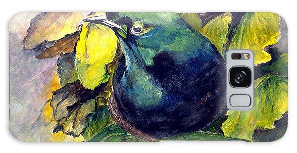 Paradise Bird Galaxy Case by Jason Sentuf
