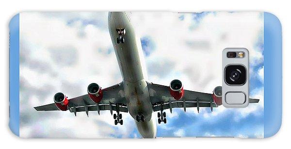 Passenger Plane Galaxy Case