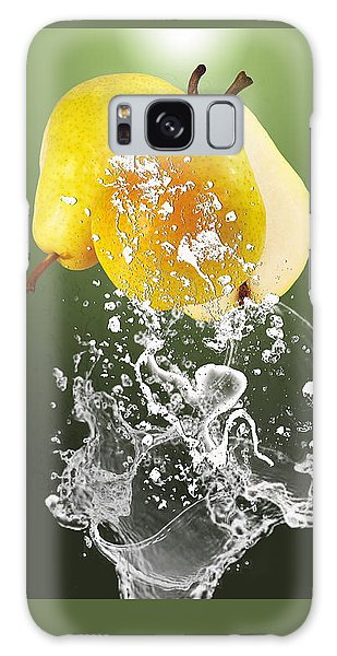 Pear Splash Collection Galaxy Case