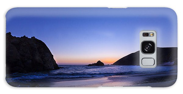 Pfeiffer Beach Galaxy Case