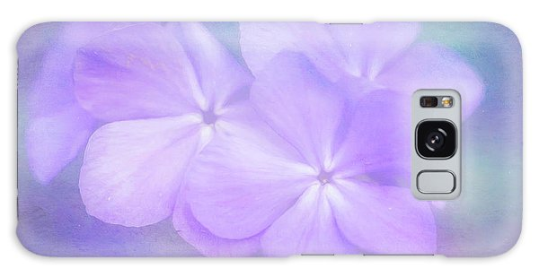 Phlox In The Evening Light Galaxy Case