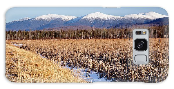 Pondicherry Wildlife Refuge - Jefferson New Hampshire Galaxy Case