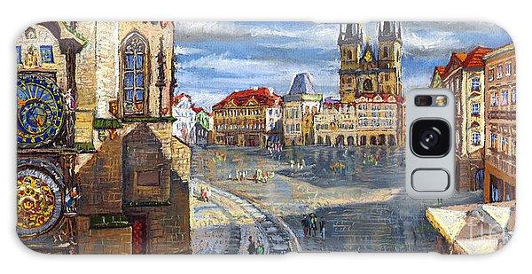 Town Galaxy Case - Prague Old Town Squere by Yuriy Shevchuk