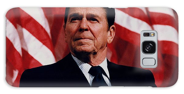 Hero Galaxy Case - President Ronald Reagan by War Is Hell Store