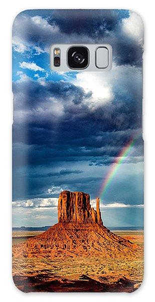 Rainbow Galaxy Case