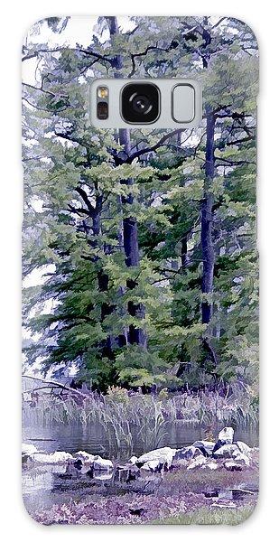 Reelfoot Lake  Galaxy Case