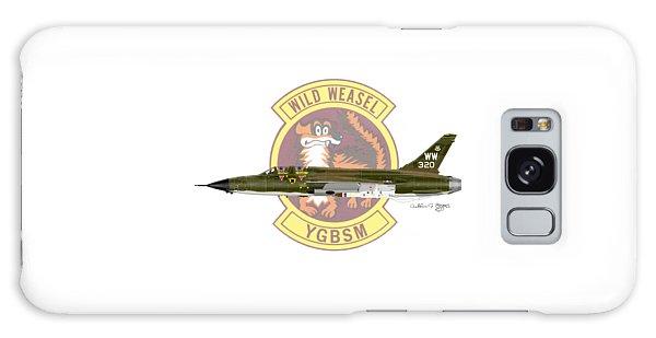 Republic F-105g Thunderchief 561tfs Galaxy Case