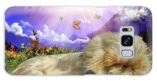 Rest  Galaxy Case by Dolores Develde
