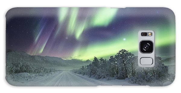 Road View Galaxy Case